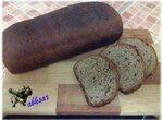 Льняной хлеб с семечками