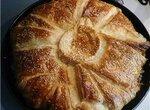 Креатопита - греческий мясной пирог из слоеного теста