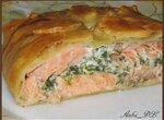 Лосось En croute (Salmon En Croute)