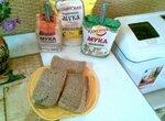 LG HB-1051. Пшенично-овсяно-гречневый хлеб