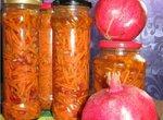 Морковь для запекания скумбрии в аэрогриле