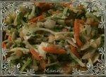 Всесезонный витаминный салат