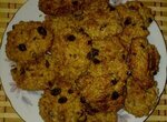 Печенье овсяное на завтрак