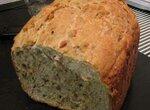 Хлеб пшеничный орехово-семечный  (хлебопечка)