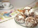 Печенье Шоколадные трещинки