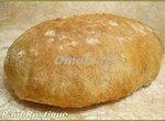 Хлеб пшеничный Pain Rustique (в духовке)