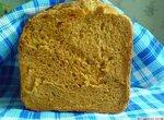 Томатный хлеб с пряными травами в хлебопечке