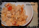 Курица с рисом по-испански (Мультиварка Brand 37501)
