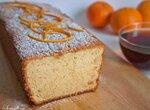 Кекс йогуртовый лимонный (Plum cake allo yogurt) от Omar Busi