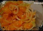 Салат Пикантный мандарин