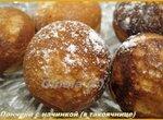 Пончики с начинкой (в такоячнице)