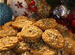 Печенье медовое рождественское Меломакарона
