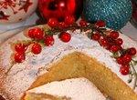 Новогодний пирог Нежная Василопита
