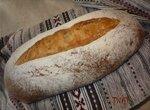 Хлеб с пастернаком и прованскими травами