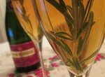 Коктейль с шампанским Праздничный