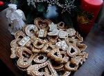 Рождественские пряники с молотыми пряностями