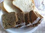 Ржаной хлеб на ржаной вечной закваске