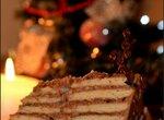 Торт без выпечки Бисквитена торта