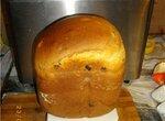 Clatronic BBA 3365. Хлеб к чаю для хлебопечки