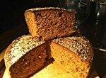 Ржаной цельнозерновой хлеб с паприкой на закваске