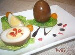 Маринованные яйца