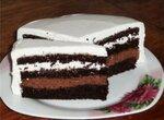Торт Белая ночь