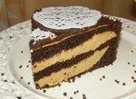 Торт Марокканский с кофе
