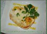 Яйца, запеченные с помидором и сыром (аэрогриль Brand 35128)