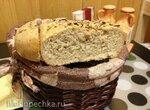 Финский овсяный хлеб в хлебопечке