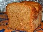 Пшенично-ржаной хлеб с солодом и укропом