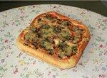 Пицца с сыром Oltermanni Valio
