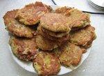 Оладьи (драники) картофельные Пикантные