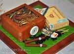 Торт для любителя сигар (фотоотчёт и история создания)