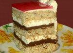 Торт Марджолайн (Marjolaine)