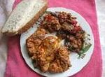 Курица тушеная с овощами (Redmond RMC-M70)