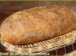 Хлеб на йогурте без замеса (в духовке)