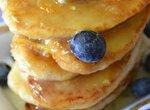 Оладьи геркулесовые к завтраку
