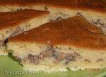 Пирог с консервированной сайрой (аэрогриль Brand 35128)