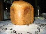 Хлеб с луком и горчичным маслом (по мотивам хлеба от Похлебкина) в хлебопечке
