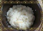 Рисовая молочная каша (мультиварка Redmond RMC-01)