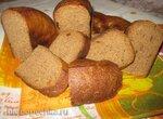 Хлеб ржаной на кефире с изюмом в мультиварке Redmond RMC-M70