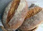 Хлеб с полентой