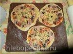 Пицца по рецепту хлебопечки Binatone BM2169