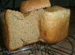 Binatone BM 2169. Ржано-пшеничный хлеб