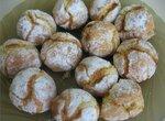 Печенье миндально-апельсиновое