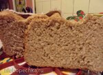 Быстрый  хлеб с отрубями и хлопьями