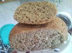 Пшенично-ржаной хлеб в мультиварке Redmond RMC-01
