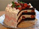 Суфле на манке от торта Птичье молоко