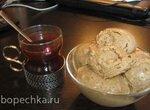 Мороженое творожно-яблочно-черносливовое (Система -60, ужин)