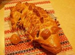 Пирог Крокодил (мастер-класс)